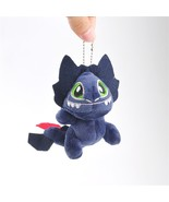 10PC/lot How To Train Your Dragon  Plush Toy Toothless Dragon Keychain S... - $42.50