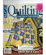 June 2002/McCall's Quilting/Preowned Craft Magazine - $3.99