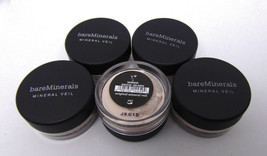 Lot of 5 BARE MINERALS Original Mineral Veil Finishing Powder Travel Size - $14.36
