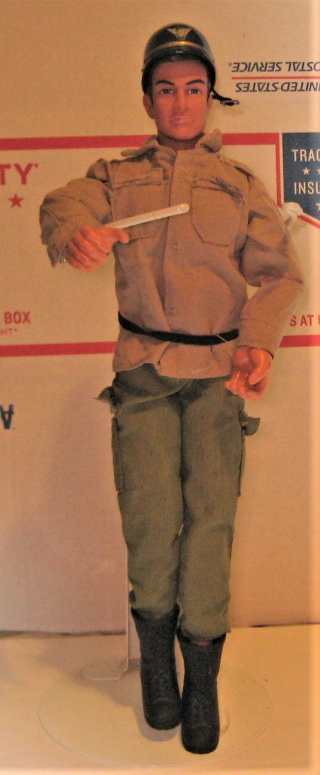 Primary image for G. I. Joe - Police Officer (Blackwater  Police Officer- Hasbro)