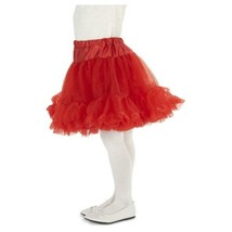 L- avenue Red Girls Tutu  - $9.90