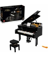 LEGO Ideas Grand Piano 21323 Brand New Factory Sealed W Outer Box FAST S... - $485.00