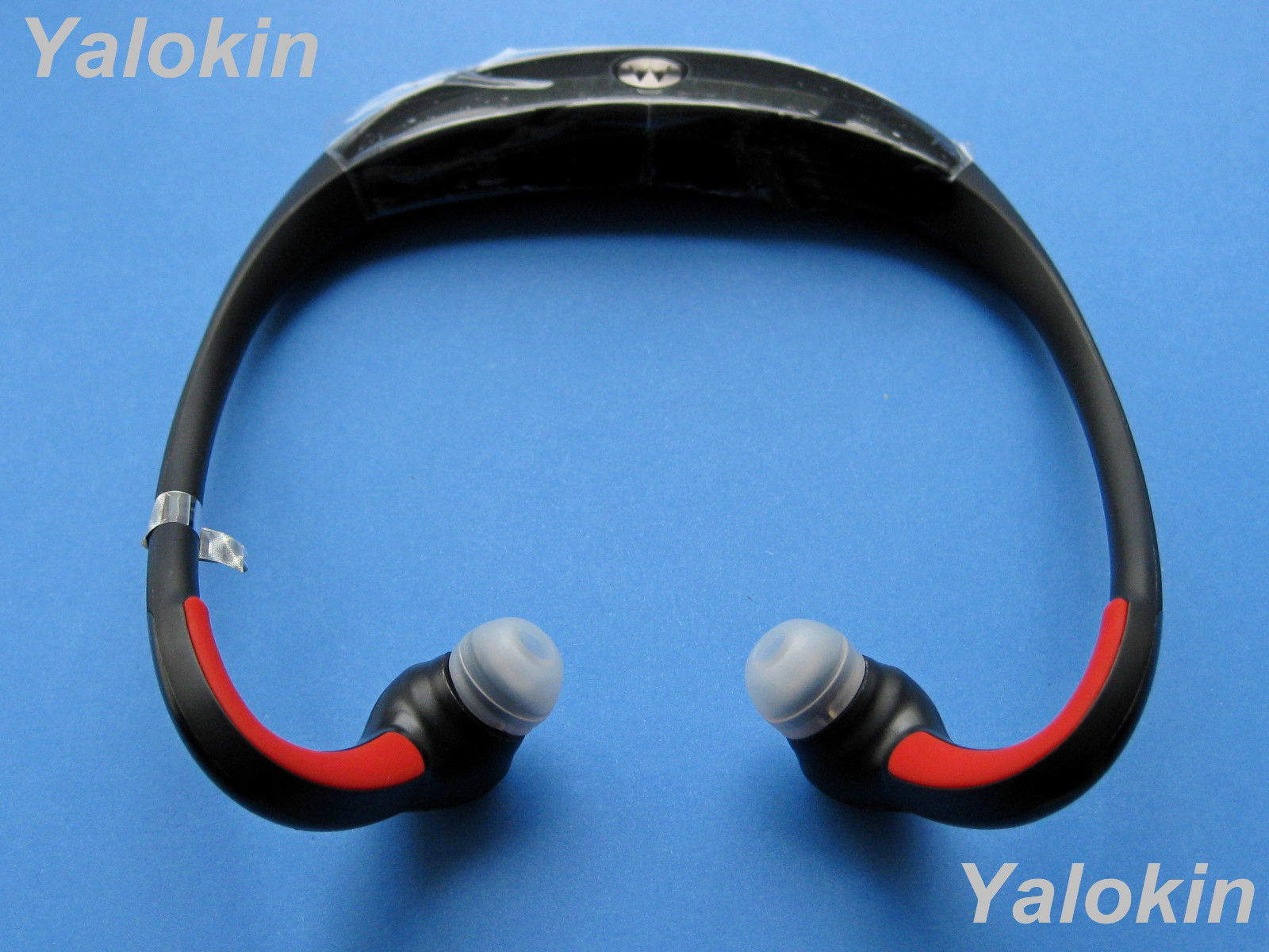 8 Small (CL) Replacement Ear tips buds Adapters for Motorola S10 S-10 Headphones