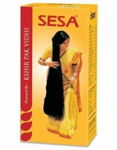 Sesa Oil For Long Beautiful And Nourished Hair - 90 ml - $7.64