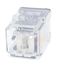 Potter & Brumfield KRPA-11DG-48 Relay 48VDC, KRPA11DG48 - $15.99