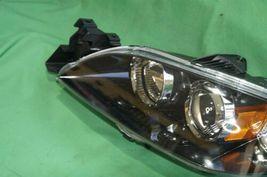 04-08 Mazda 3 Sedan Halogen Headlight Head Light Lamp Driver Left LH **NOS** image 4