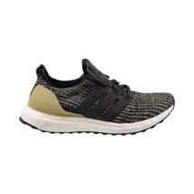 Adidas Ultraboost J Big Kids' Shoes Core Black-Raw Gold CP8776 - £68.08 GBP