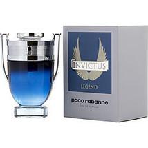 Invictus Legend By Paco Rabanne Eau De Parfum Spray 1.7 Oz - $83.00