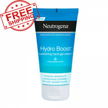75 ml Neutrogena Hydro Boost Refreshing Hand Cream-Gel with Hyaluronic Acid - $28.04