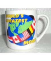 "NEW ""World's Greatest Mom"" Collectible Novelty Coffee Mug - $13.99"