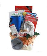 Tee Time: Golf Gift Basket - $99.99