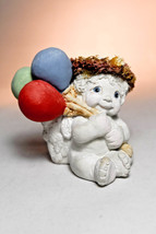 Dreamsicles: Pint Sized Parade - DC323 - Cherub WIth Balloons - $23.55