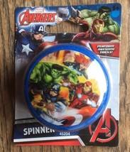 new Avengers Spinner Yo Yo  New Marvel Free Shipping hulk iron man thor america - $7.96
