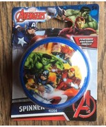 new Avengers Spinner Yo Yo  New Marvel Free Shipping hulk iron man thor ... - $7.96