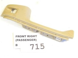 2001-2005 Honda Civic Front Right Passenger Door Handle Ivory Oem 1hc3 - $19.78