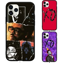 The Weeknd phone case Cover for iphone 6 7 8+ SE 2020 11 Pro Max XS Max XR X - $7.99