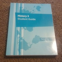 History 3 Paperback 2013 Learning Coach Guide - $11.06