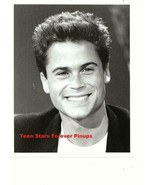 Rob Lowe 8x10 HQ Photo from negative The Outsiders close up 911 Lone smile - $10.00