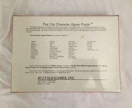Vintage 1992 Buffalo Games City of Las Vegas Jigsaw Puzzle 513 pcs New Sealed image 3