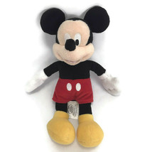 """Mickey Mouse Disney 10"""" Inch Tall Bean Bag Stuffed Animal Plush Doll Toy Gift image 2"""