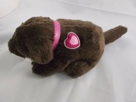 "Mattel Barbie Puppy Dog Plush 9"" Long Sounds 2008 Stuffed Animal toy - $8.95"
