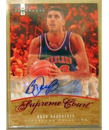 07-08 Fleer Ht Prspcts Suprme Crt AUs Rd#BD B.DAUGHERTY - $32.61