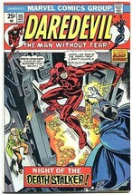 Daredevil #115 Comic Book 1974 1st Appearance Wolverine? - Hulk 181 Ad VF/NM - $64.31
