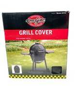 Char-Griller Akorn Bbq Grill Cover Custom Fit Moisture Resistant Black P... - $42.56