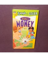 New Kids and Money VHS Laugh and Learn Change Dollars - $8.98