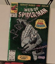 Web of Spider-Man #100 (May 1993, Marvel) - $11.04
