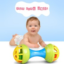 2017 Baby Musical Hand Shaking Rattle Toy Todder Educational Teether Dum... - $9.20+