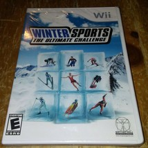 Nintendo Wii Winter Sports The Ultimate Challenge - $5.95