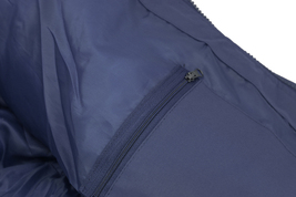 Men's Heavyweight Water And Wind Resistant Removable Hood Insulated Jacket image 6