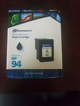 Dataproducts remanufactured inkjet cartridge replaces HP 94 - $19.68