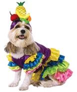 Brazilian Bombshell Carnival Dancer Salss Fancy Dress Halloween Dog Pet ... - $26.45+