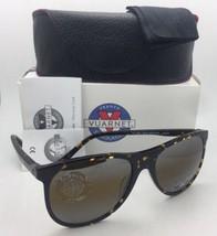 New VUARNET Sunglasses VL 1520 0002 Tortoise Frames with SkiLynx Mirrored Glass