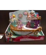 New sealed toy Disney Whisker Haven Tales Palace Pets Royal Yacht floati... - $34.95