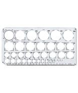 10 x Kreise Schablone - 36 metrisch 1mm to 36mm von OMG - $30.86