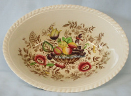 "Johnson Brothers Windsor Ware Pomona Oval Serving Bowl 9"" - $22.66"