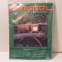 "Auto Organizer Plastic Canvas Kit 12.75"" x 5.25"" Creative Hands - $11.64"