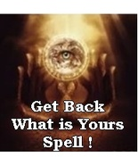 Prince of Darkness Spell - Get Back What is Yours - $199.00