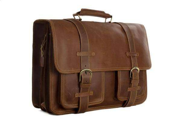 On Sale,  Leather Travel Bag, Leather Duffle Bag, Leather Backpack image 2