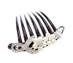 Fashion Beads Style Coiled Up Hair Hair Accessories/Hair Pins