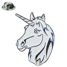 Fantasy Unicorn Horse tie pin, Lapel Pin Badge, in gift box