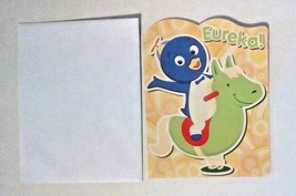 American Greetings Backyardigans Happy Birthday Card Eureka! For A Boy - $2.94