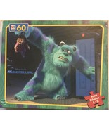 "60 Piece Puzzle ""Sulley & Boo"" Monsters, Inc. [Brand New] - $16.75"
