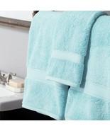 900 GSM 100% Cotton Sea Foam 2 Bath Towels, 2 Hand Towels, 2 Washcloths ... - $69.95