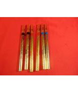 6 Cross Pen Ballpoint Pen Refills. 2 Blue, 2 Black, 2 Red. Original Pack... - $9.99