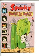 Spooky #1-1972-WENDY CASPER-HARVEY-HAUNTED HOUSE-fn - $31.53