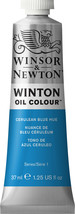 Winsor & Newton Winton Oil Colour 37ml-Cerulean Blue Hue - $9.18
